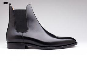 Boots CHESTER Noir